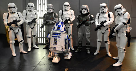 Birmingham Comic Con March 2015 (16) by masimage