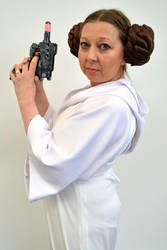 Princess Leia Cosplay (3) by masimage