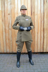 Imperial Officer (2) by masimage