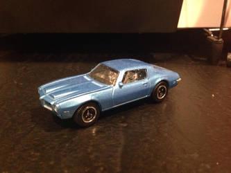 Matchbox 1971 Pontiac Firebird Formula by PATyler1