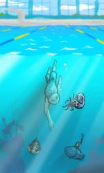 Swim into the dreams by realityerror