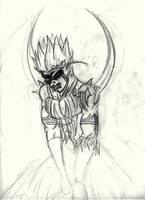 anubis demon version by jesusjr