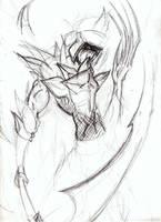 Eiyze ice armor by jesusjr