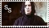 Severus Snape Stamp by Odogoo