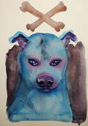 Bluebones by vivadawolf