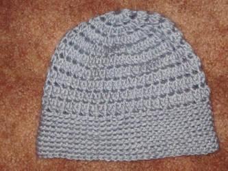 Crochet hat 001 by sunshynne
