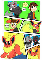 Flareon Tf by Joltink