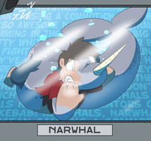 Narwhals by Joltink