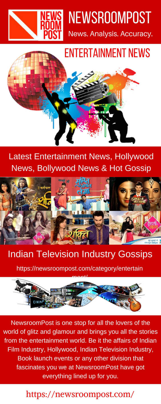 Latest Entertainment News, Hollywood News by newsroompost
