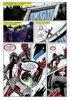 Thunder #1 page one by twogargs