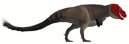 Tyrannosaurus rex by MattMart