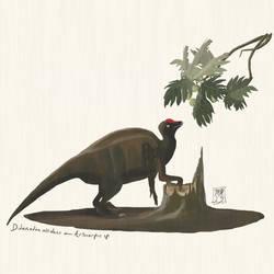 A Little Cheneosaur by MattMart