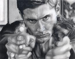 Dean Winchester by WatchMoreTV