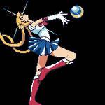 Sailor Moon by OceansDream