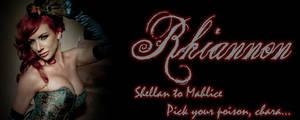 Rhiannon by MagickDream