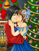 Merry Christmas Angelsoulmates by MagickDream