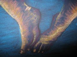 My Own Feet by MagickDream