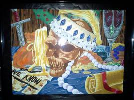We Know - Skyrim by MagickDream