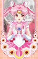 Sailor ChibiMoon by MagickDream