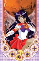 Sailor Mars by MagickDream
