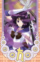 Sailor Saturn by MagickDream