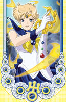 Sailor Uranus by MagickDream