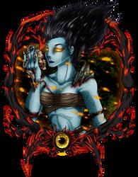 Rin Yamaoka - The Spirit by MagickDream