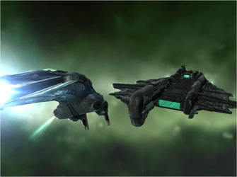 Eve Online by starwarsfanatic