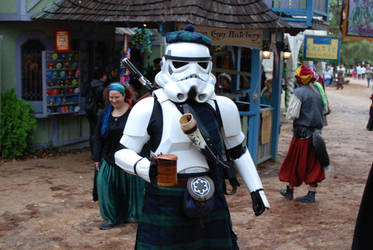 Scottish Storm Trooper by lordofring07