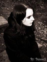 Shadowgirl by PeppoZ