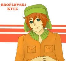 South Park: Kyle Broflovski by sheepsgobaaa