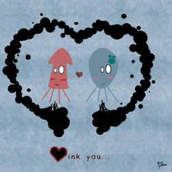 Love-ink you by Funkykau