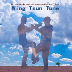 Wing tsun tune - music CD cover by marcobusoni