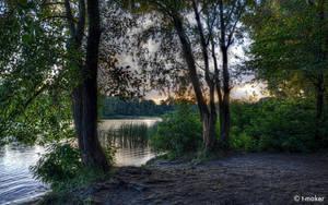 Summer Sunset WP by t-maker