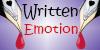 Written Emotion Logo Idea 2 by MagicalJoey