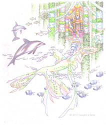 Maha Prasad by faeriefaeria