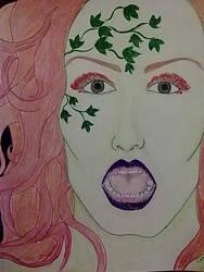 Poison Ivy by Kerayzie