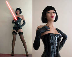 Miss Vader if you please... by KittyToxin