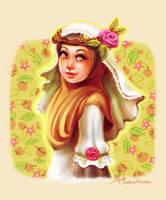flowergirl - practice by ambientdream