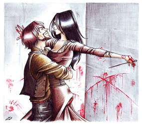 Bella and Roddy by nami64