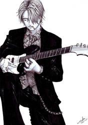 sanji rock by nami64