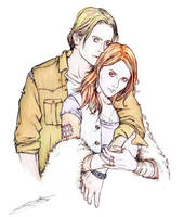 James and Victoria - complete by nami64
