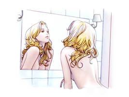I love myself by nami64