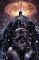 The Batman by Dev-Garbark by DougGarbark