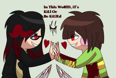 Kill or be killed by xMiracleBlue