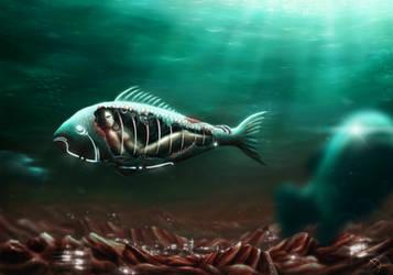 Underwater Prison by XDimov