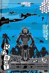 Robot by ericsalvi