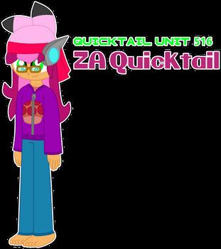 ZA, Quicktail Unit 516 by ZA-NamcoDroid