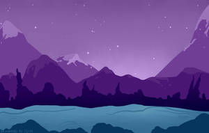 MLP Night Background FREE TO USE!!! by DrawingJules