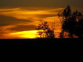 Sunset stock 01 by TommyGK